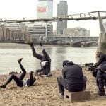 Londoners got behind the high drama of Hard Sun